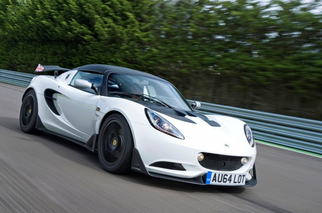 2021 Lotus Elises Drivetrain