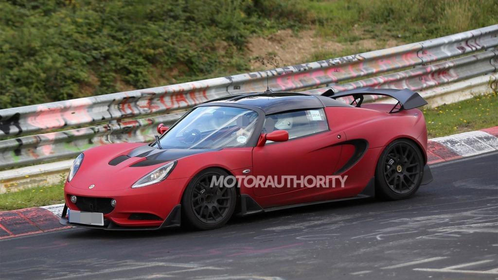 2021 Lotus Elises Release Date