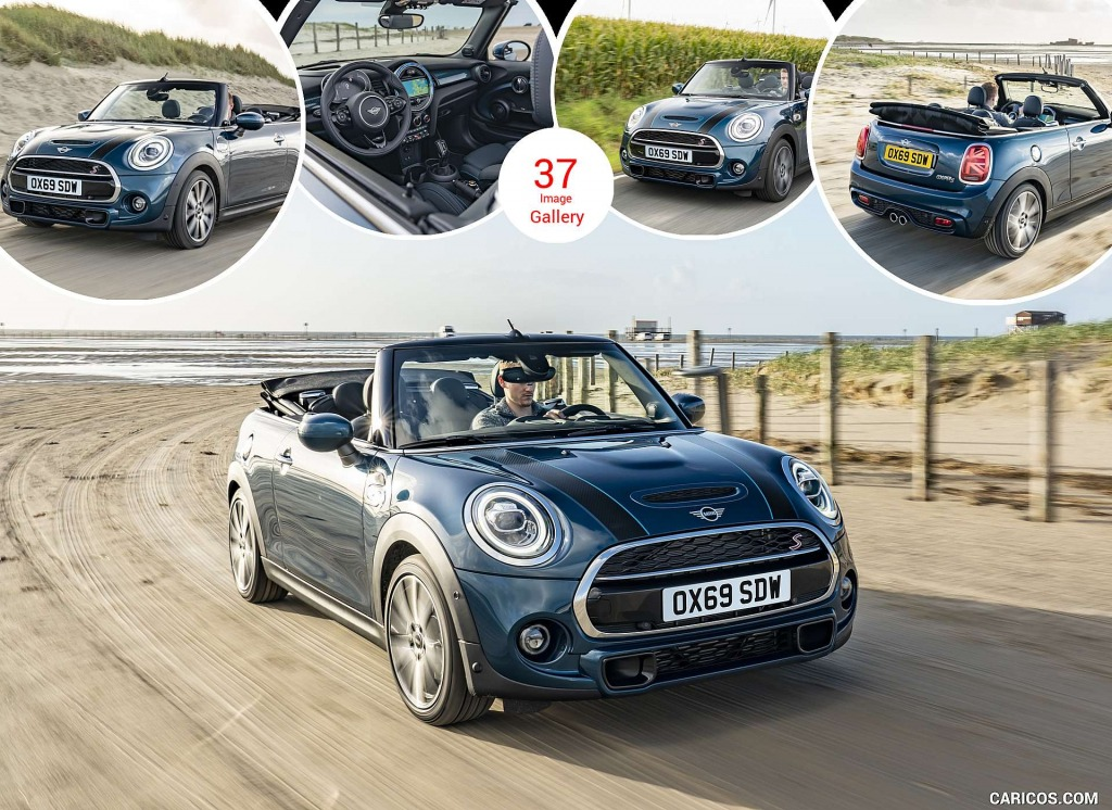 2021 Mini Cooper Convertible s Pictures