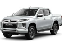 2021 Mitsubishi Triton Concept