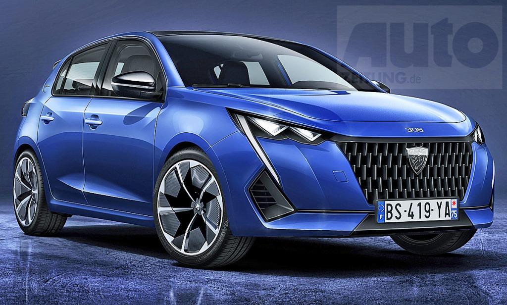 2021 Peugeot 308 Redesign