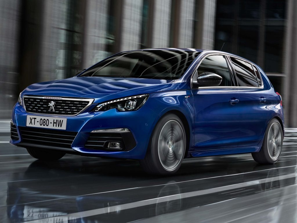 2021 Peugeot 308 Spy Photos