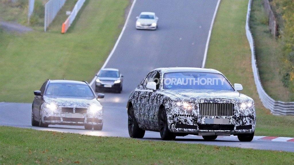 2021 Rolls Royce Phantoms Concept