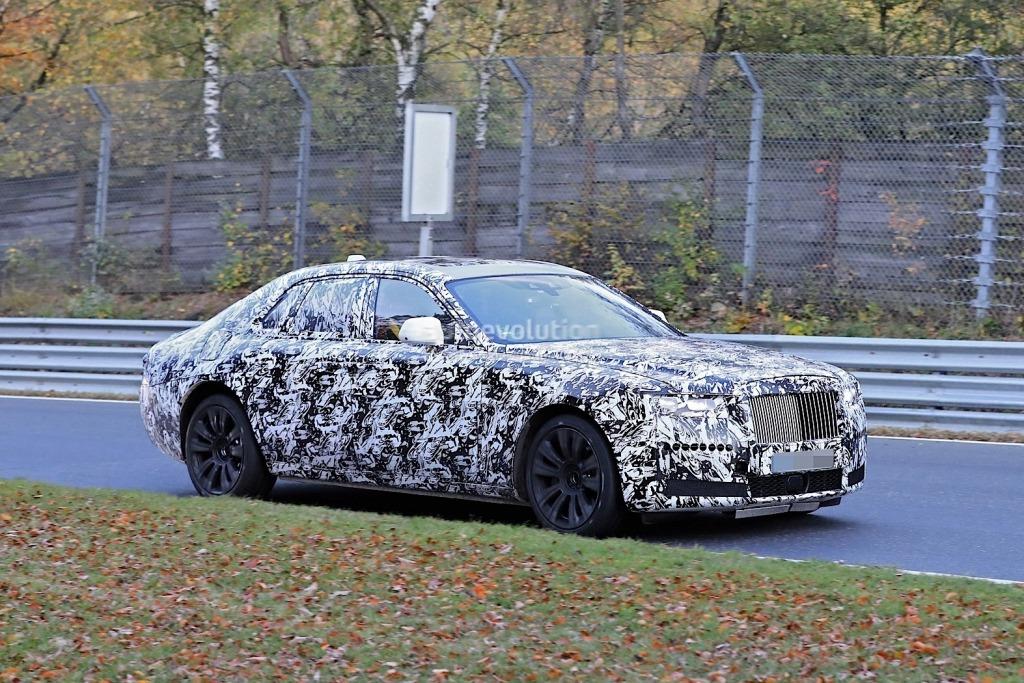 2021 Rolls Royce Phantoms Interior