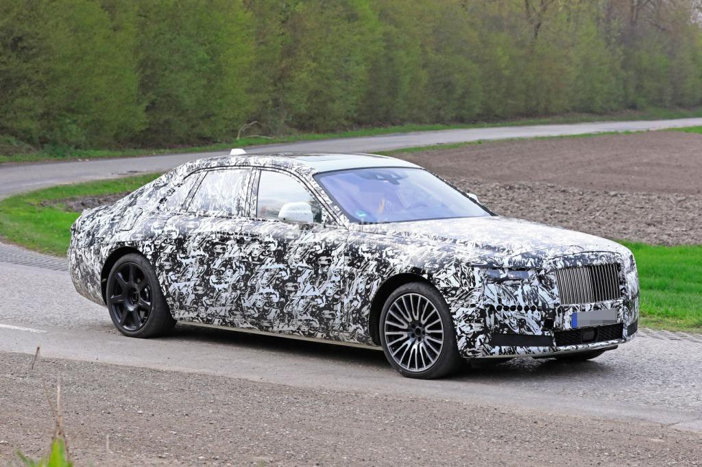 2021 Rolls Royce Phantoms Release Date