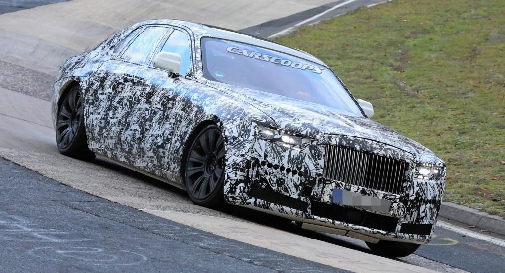 2021 Rolls Royce Phantoms Specs