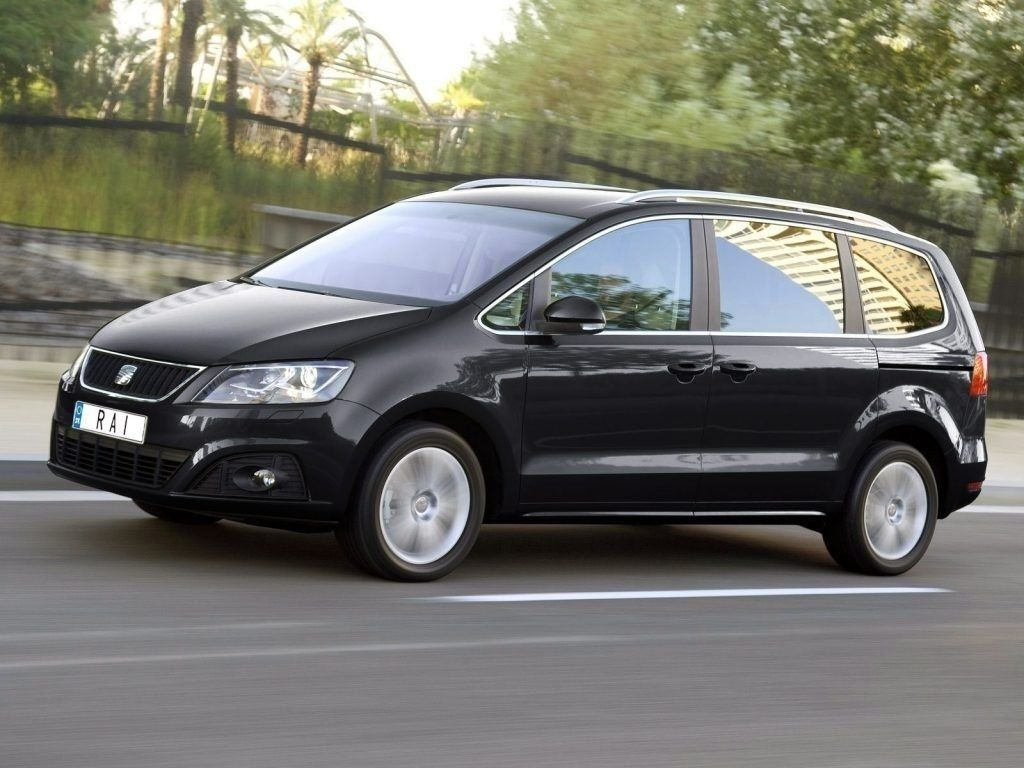 2021 Seat Alhambra Redesign
