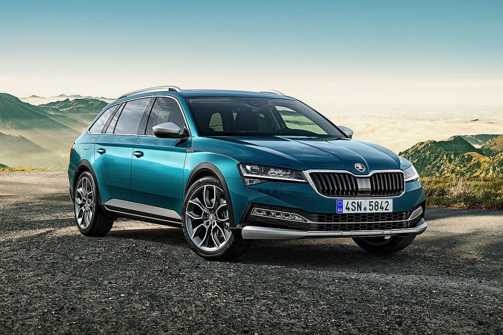 2021 Skoda Octavias Wallpapers