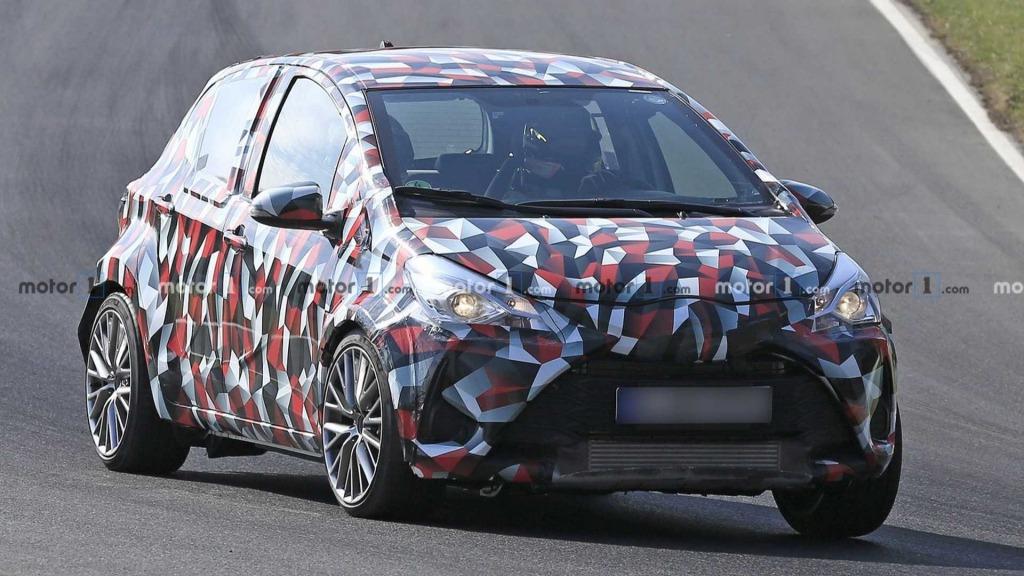 2021 Toyota Matrix Spy Shots