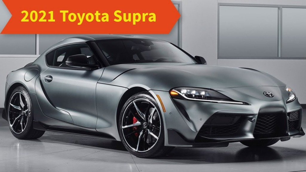 2021 Toyota Supra Spy Photos